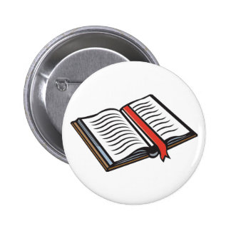 The Holy Bible Pinback Buttons