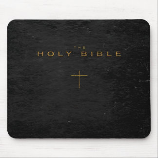 The Holy Bible Mousepads