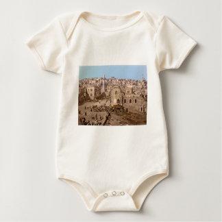 The Holy City Of Bethlehem Baby Bodysuit