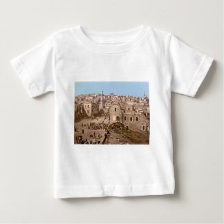 The Holy City Of Bethlehem Baby T-Shirt