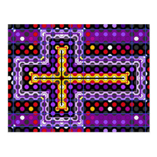 The Holy Cross Postcard
