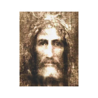 THE HOLY FACE OF JESUS CANVAS PRINT
