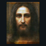 "THE HOLY FACE OF JESUS PHOTO PRINT<br><div class=""desc"">THE HOLY FACE OF JESUS AS SEEN ON THE SACRED SHROUD OF TURIN</div>"