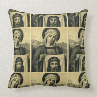 The Holy Face Of Jesus Pillow