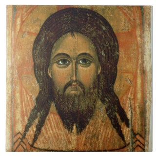 The Holy Face (panel) Tiles