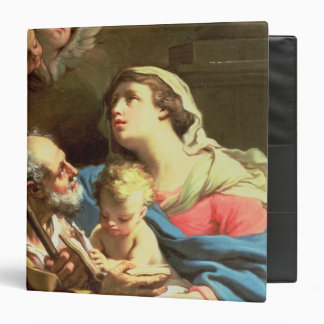 The Holy Family, 18th century 3 Ring Binder