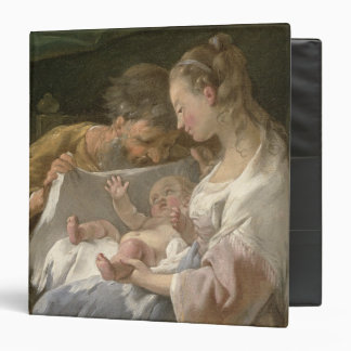 The Holy Family, 18th century Vinyl Binders
