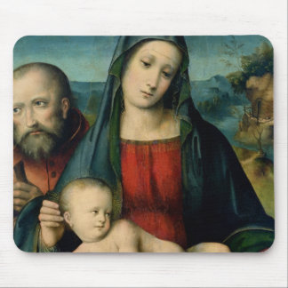 The Holy Family 2 Mouse Pad