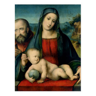 The Holy Family 2 Postcard