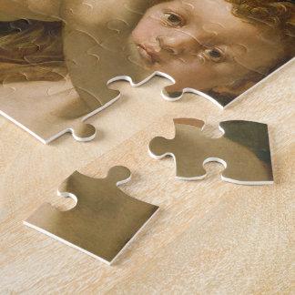 The Holy Family - Agnolo Bronzino Jigsaw Puzzle