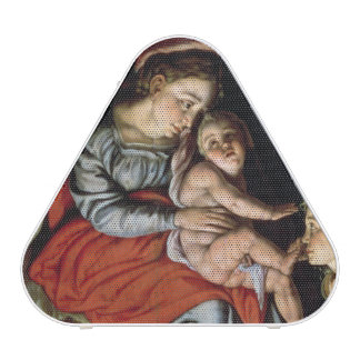 The Holy Family around a Fire, c.1532-33 Speaker