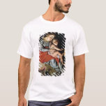 The Holy Family around a Fire, c.1532-33 T-Shirt