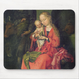 The Holy Family, c.1480-90 Mouse Pad