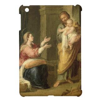 The Holy Family, c.1660-70 iPad Mini Covers