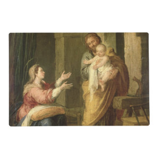 The Holy Family, c.1660-70 Placemat