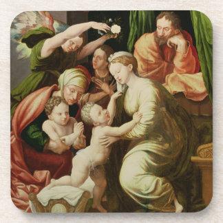 The Holy Family Coaster