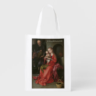 """The Holy Family"" custom reusable bag"