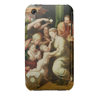 The Holy Family iPhone 3 Case