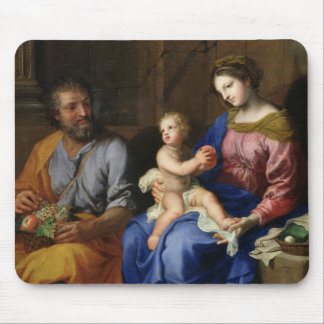 The Holy Family Mousepads