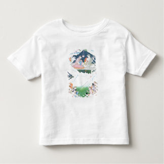 The Holy Family of Shiva and Parvati Shirts