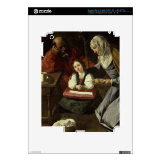 The Holy Family (oil on canvas) (for details see 9 iPad 3 Decals