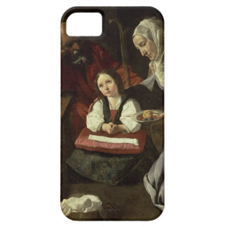 The Holy Family (oil on canvas) (for details see 9 iPhone SE/5/5s Case