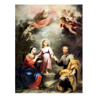 The Holy Family Post Cards