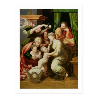 The Holy Family Postcard