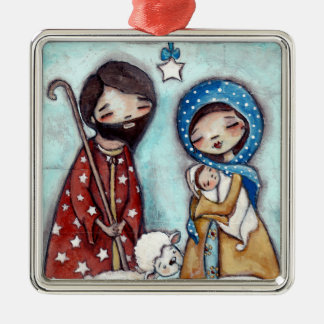The Holy Family - Premium ornament