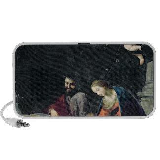 The Holy Family iPod Speaker