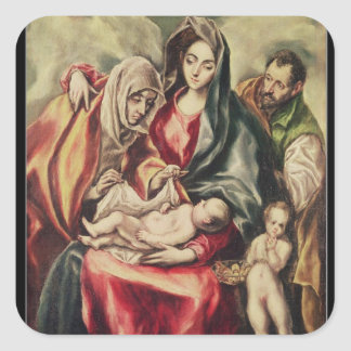 The Holy Family Stickers