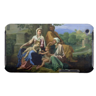 The Holy Family with SS. John, Elizabeth and the I Barely There iPod Case
