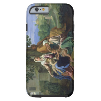 The Holy Family with SS. John, Elizabeth and the I Tough iPhone 6 Case