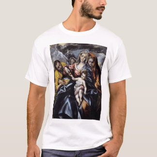 The Holy Family with St Mary Magdalen T-Shirt