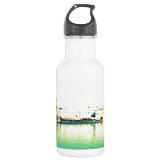 THE HOLY GOLDEN TEMPLE AMRISTAR PUNJAB WATER BOTTLE