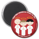 The Holy Innocents 2 Inch Round Magnet