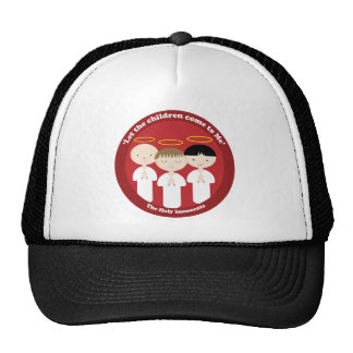 The Holy Innocents Mesh Hats