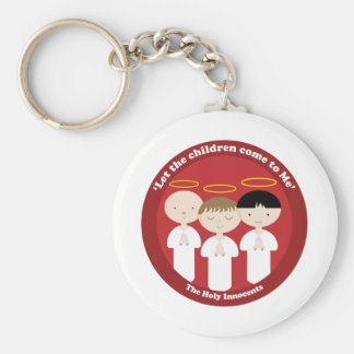 The Holy Innocents Keychain