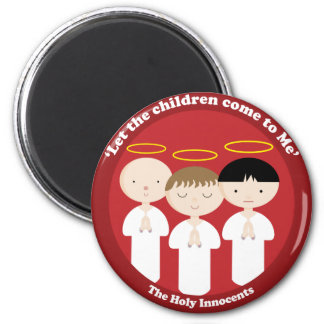 The Holy Innocents Magnet