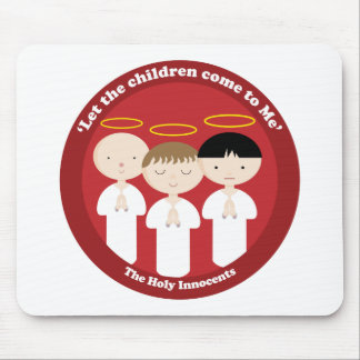 The Holy Innocents Mouse Pad