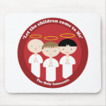 The Holy Innocents Mouse Pads