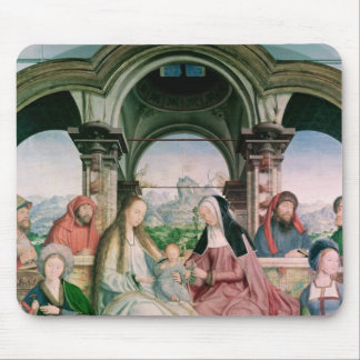 The Holy Kinship, or the Altarpiece of St. Mouse Pad