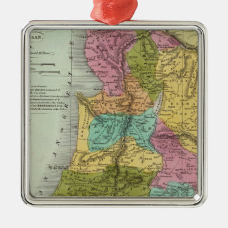 the Holy Land of Palestine Christmas Tree Ornaments