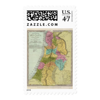 the Holy Land of Palestine Postage