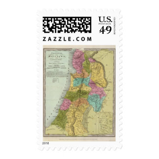 the Holy Land of Palestine Postage Stamp