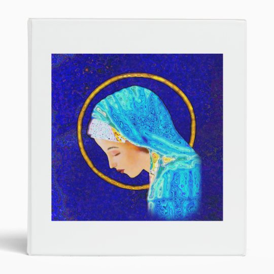 The Holy Mother - The Virgin Mary Binder