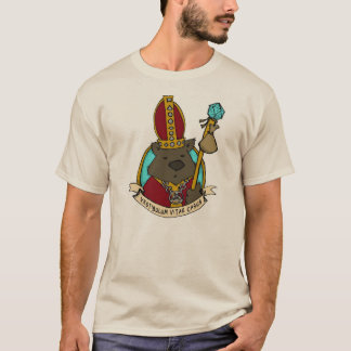 The Holy Order of the Polyhedral Dice T-Shirt
