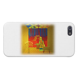 The Holy Place of the Tabernacle with High Priest Case For iPhone SE/5/5s