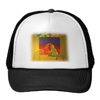The Holy Place of the Tabernacle with High Priest Trucker Hat