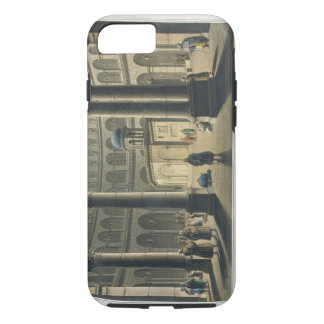 The Holy Sepulchre, pub. by William Watts, 1806 (e iPhone 8/7 Case